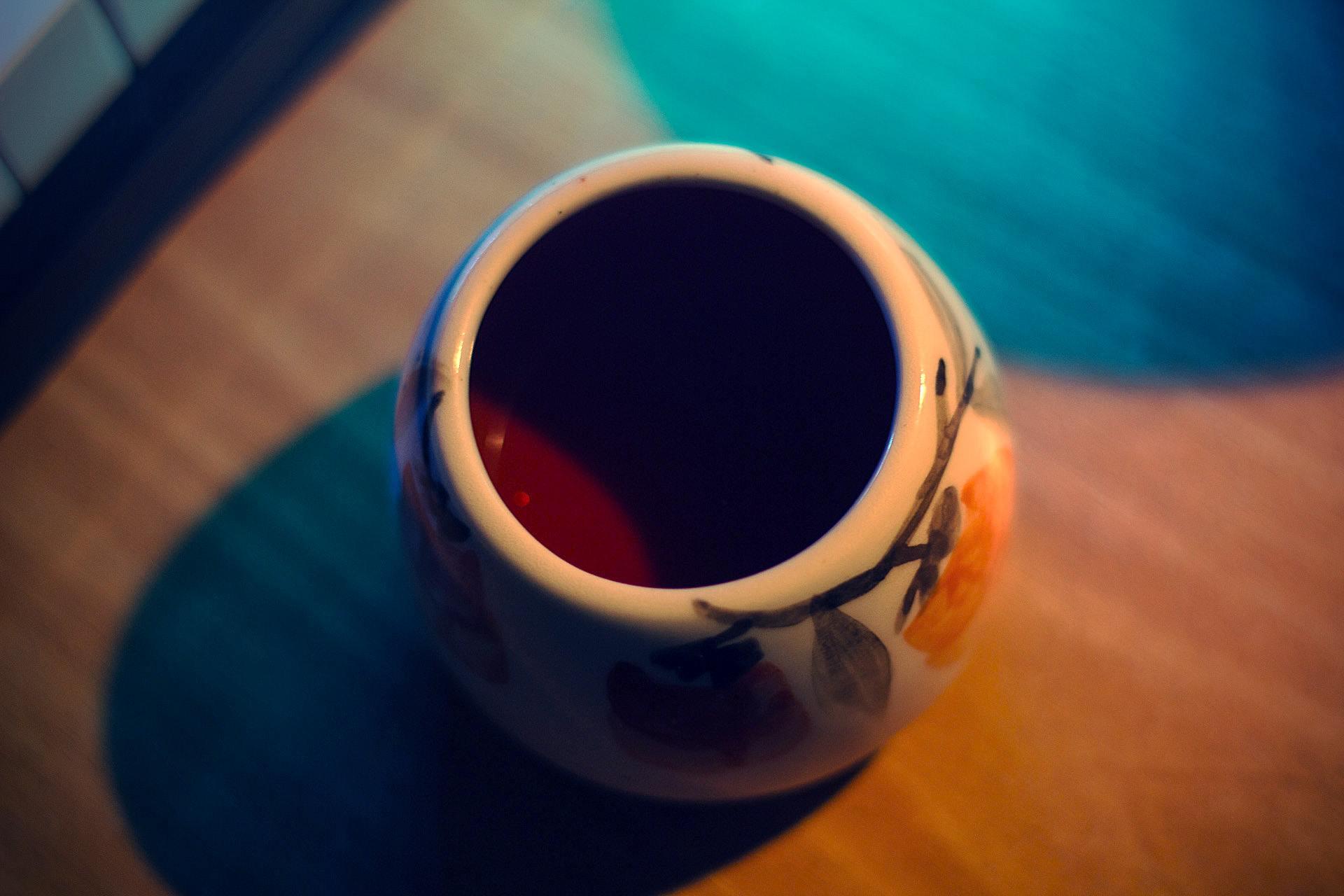 Чай, как дома